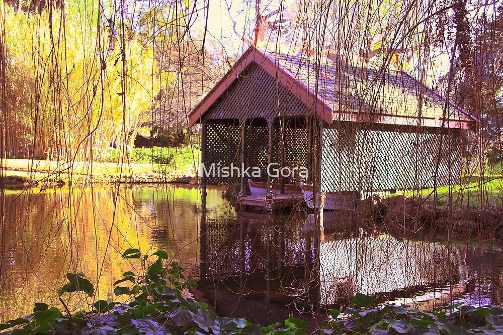 Rippon Lea Boathouse by Mishka Gora