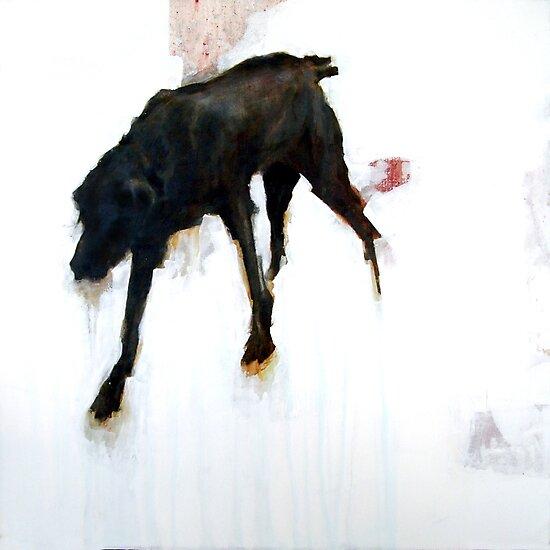 black dog by elsh