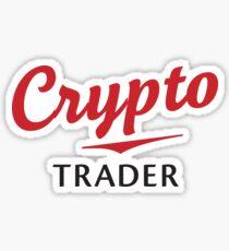 Crypto Trader Sticker