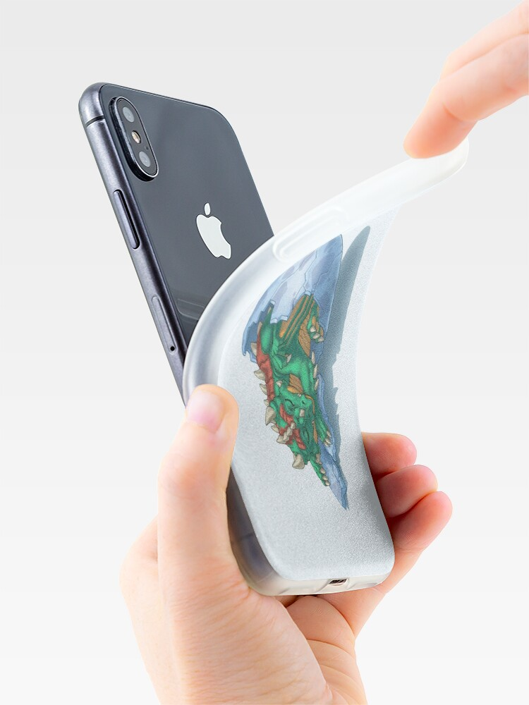 Alternate view of Dragon Hatchling iPhone Case & Cover