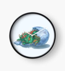 Dragon Hatchling Clock
