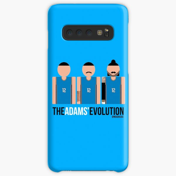 The Steven Adams' Evolution Samsung Galaxy Snap Case