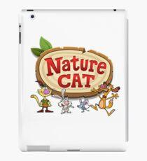 Nature Cat iPad Case/Skin