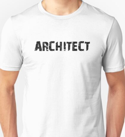 Architect - Scratchy T-Shirt