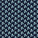 Geometric Starburst by Hannah Sterry