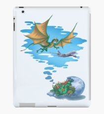 If Dogs Chase Cars... iPad Case/Skin