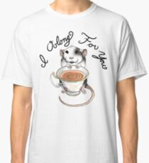 I Oolong For You Classic T-Shirt