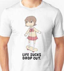 Drop out Unisex T-Shirt