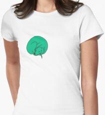 Sleepy Boy Women's Fitted T-Shirt