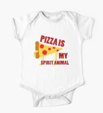Pizza is my spirit animal Kids Clothes