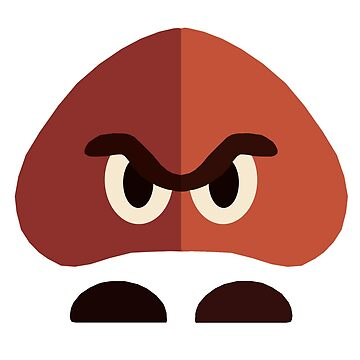 Goomba - Mario Bros by captaingmurd