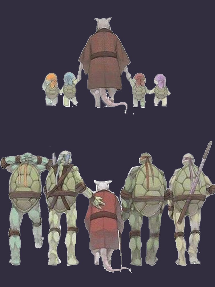 Quot Tmnt The Teenage Mutant Ninja Turtles Quot Pullover Hoodie