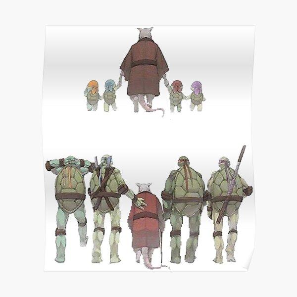 Tmnt : The Teenage Mutant Ninja Turtles Poster