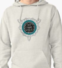 Mood Ring Seal - Teal Pullover Hoodie