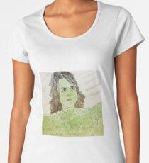 the clinique lady says i have witch undertones Women's Premium T-Shirt