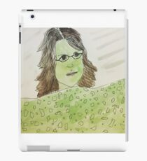 the clinique lady says i have witch undertones iPad Case/Skin