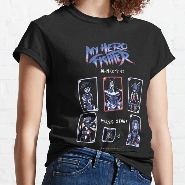 My hero figther Classic T-Shirt