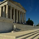 Thomas Jefferson Memorial, Washington DC by Billlee