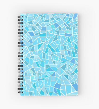 AFE Abstract Mosaic Pattern Spiral Notebook