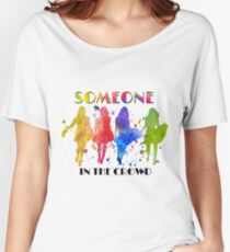 La La Land - Someone In The Crowd Women's Relaxed Fit T-Shirt