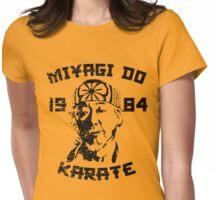Miyagi Do Karate Womens Fitted T-Shirt