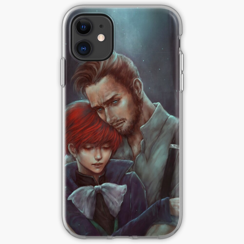 Vile Bodies: Brotherly Love iPhone Case & Cover