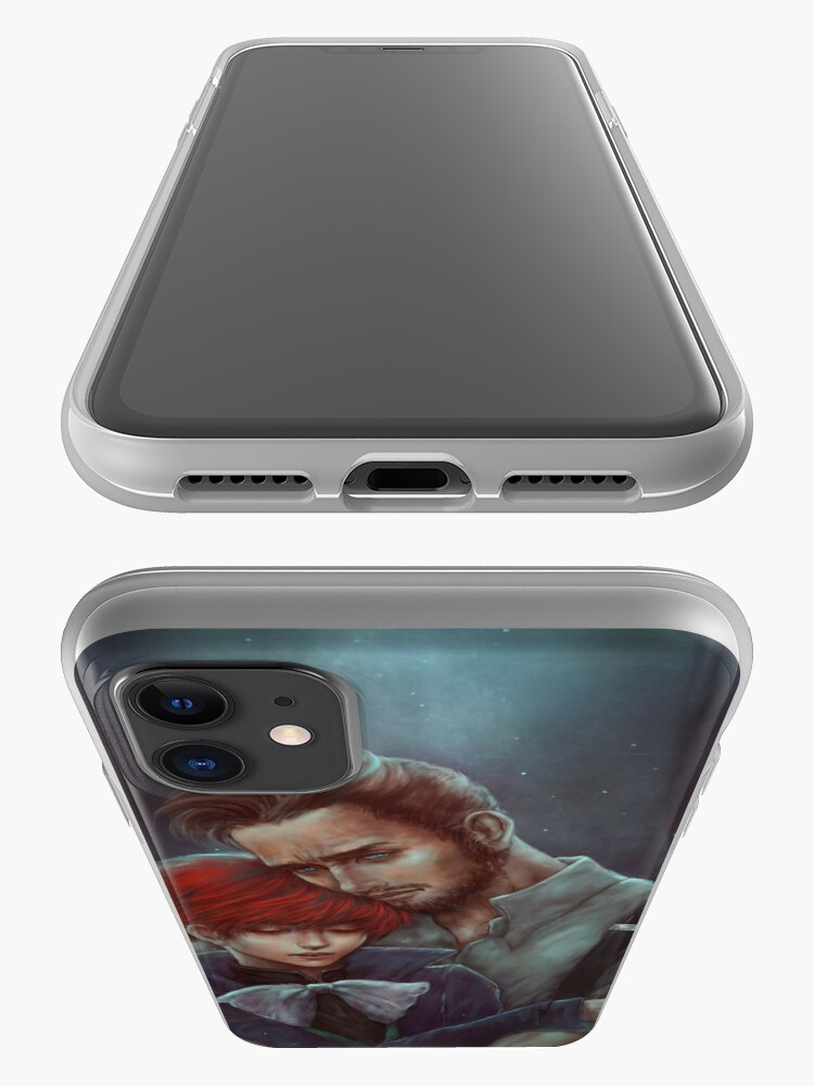 Alternate view of Vile Bodies: Brotherly Love iPhone Case & Cover