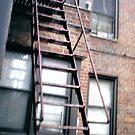 Stairwell by IVfuturist
