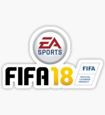 Fifa 18 Sticker