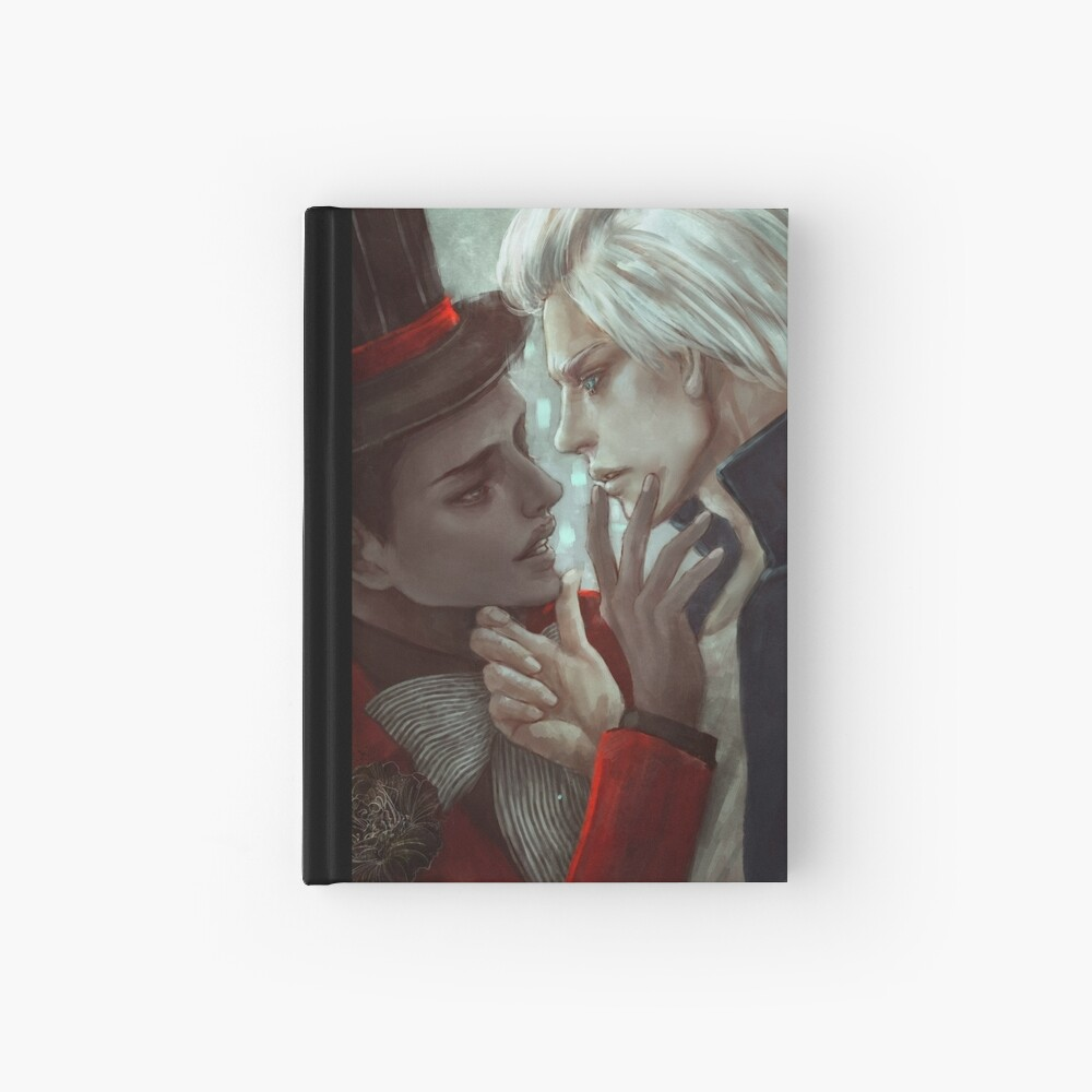 Vile Bodies: First Love, First Schemes Hardcover Journal