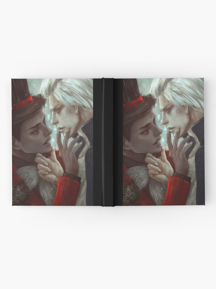 Alternate view of Vile Bodies: First Love, First Schemes Hardcover Journal