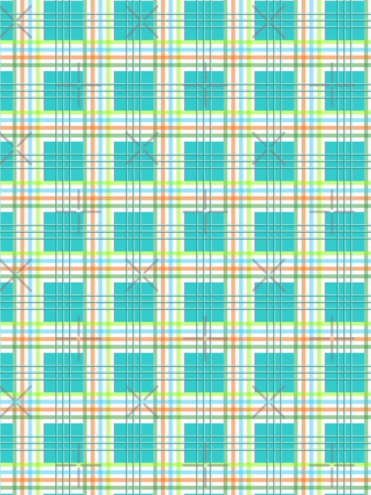 AFE Modern Plaid Pattern by afeimages1