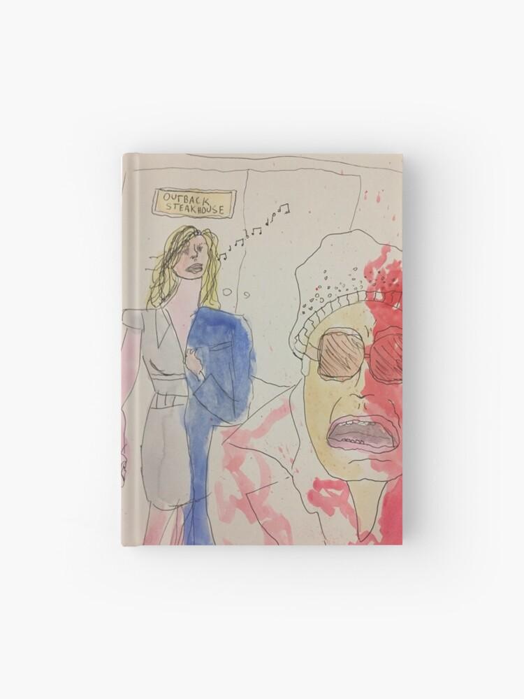 Carnet Cartonne Bien Essaye Peta Vous Venez De Jeter De La Peinture Sur Une Personne Qui Ne Peut Meme Pas Siiiiiing Par Joanwaters Redbubble