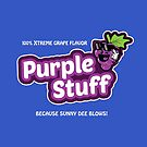 Purple Stuff by Made With Awesome