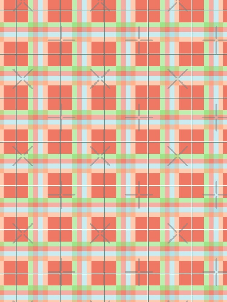 AFE Summer Plaid Pattern by afeimages1