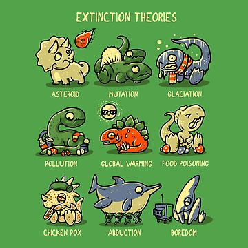 Extinction Theories by Letter-Q