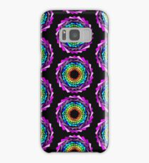 Colorful Swirl Samsung Galaxy Case/Skin