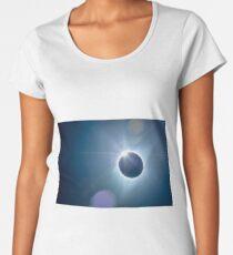 Total Solar Eclipse, 2017! Women's Premium T-Shirt