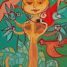 The Tree Spirit by mklau