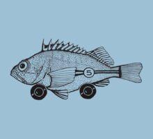 Racing Fish