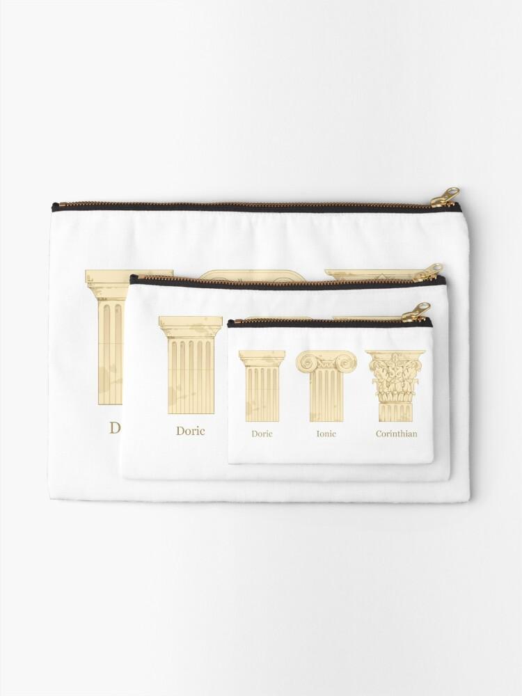 Vista alternativa de Bolsos de mano Órdenes de columna - Nata