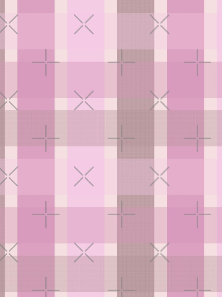 AFE Pastel Plaid Pattern by afeimages1
