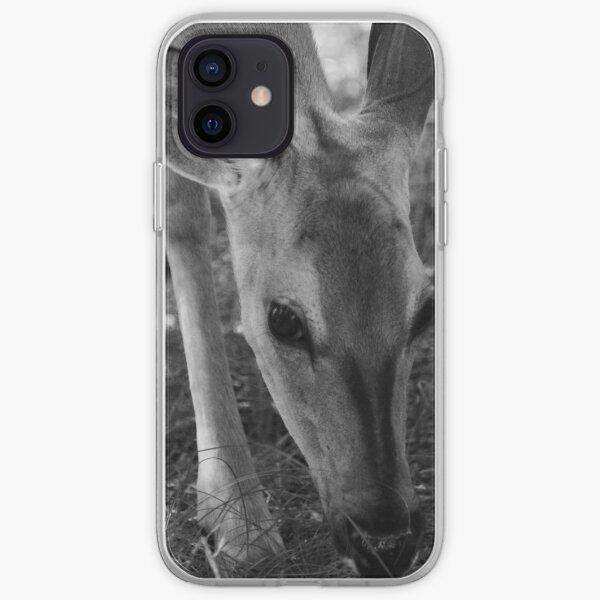 Shy girl iPhone Soft Case