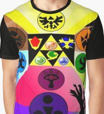 Hyrule Historia Graphic T-Shirt
