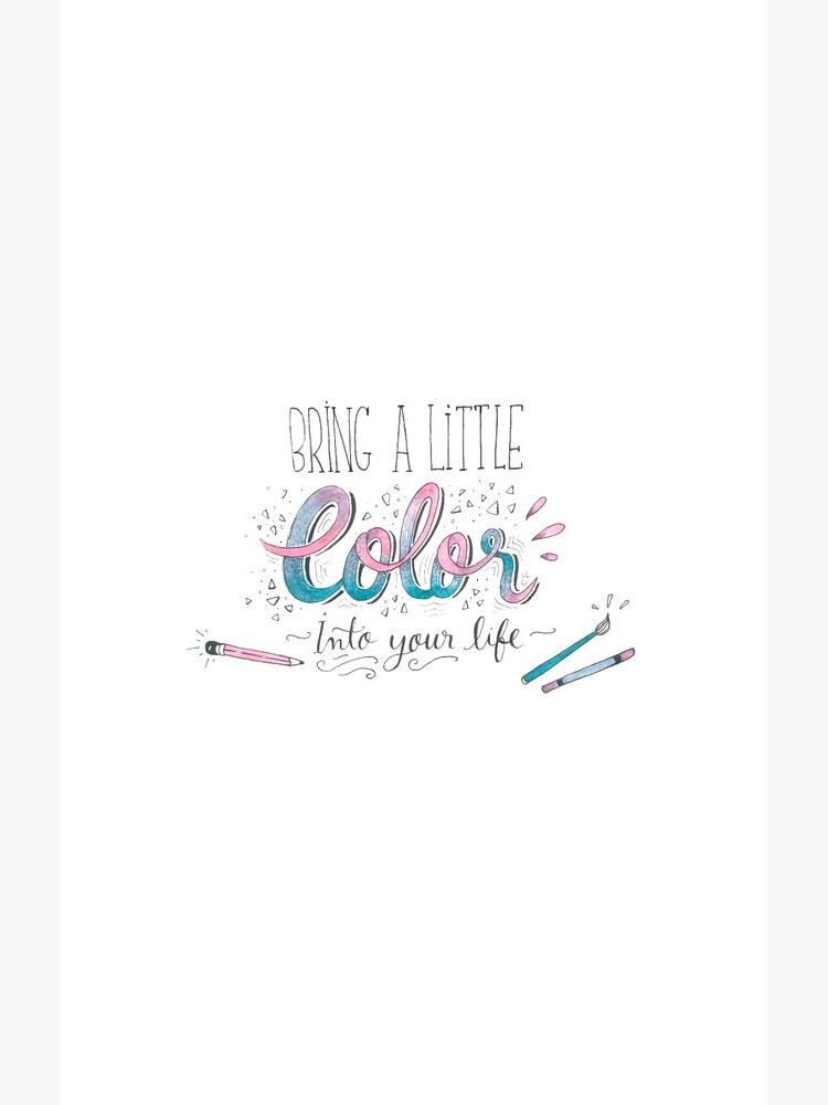 Bring a little color into your life by mirunasfia