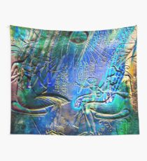 Egyptian wall Wall Tapestry