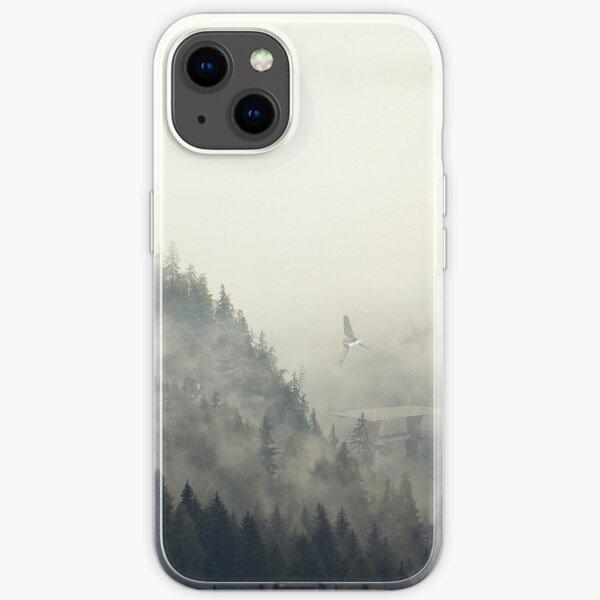 Lune de la forêt Coque souple iPhone