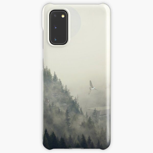 Forest Moon Samsung Galaxy Snap Case