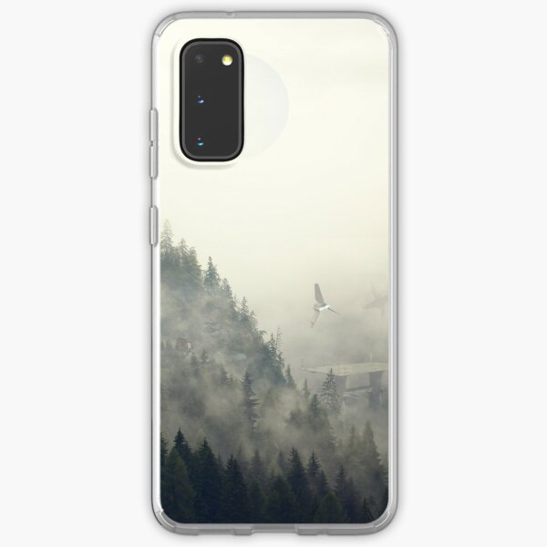 Forest Moon Samsung Galaxy Soft Case