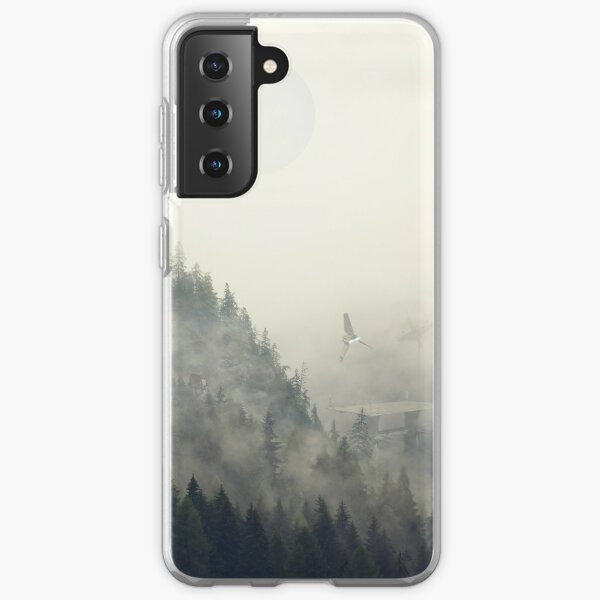 Forest Moon Samsung Galaxy Soft Case